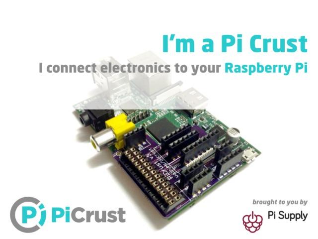 Pi Crust Kickstarter Image
