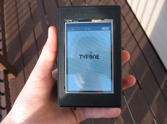 Look at this awesome Raspberry Pi SmartPhone!