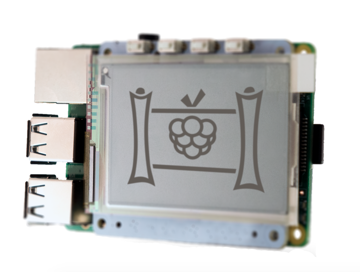 PaPiRus - The ePaper Screen For Your Raspberry Pi