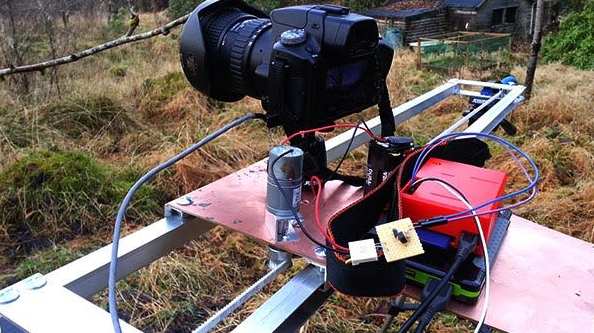 RasPiLapse - A DIY Raspberry PI Timelapse Dolly